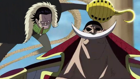 Crocodile vs Luffy3
