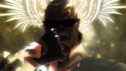 Bayonetta - Father Rodin - Headshot