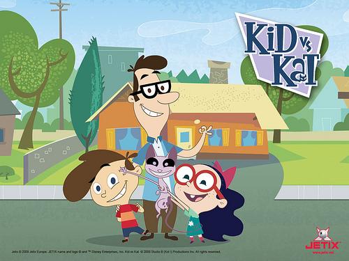 Kid vs. Kat Kid_vs_kat_logo_familiar
