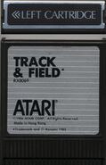 Track &amp; Field Cover 4
