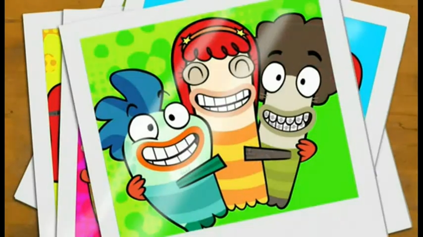 Dropsy gallery fish hooks wiki for Fish hooks disney