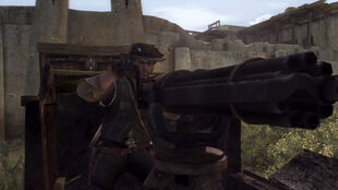 Rdr assault fort mercer32