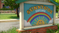 Sunnyside sign