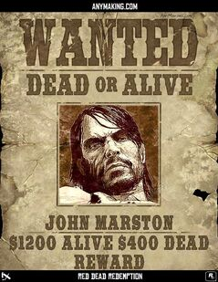 Johnmarston112134 wanted
