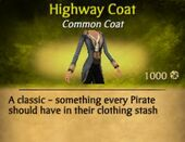 Highway Coat