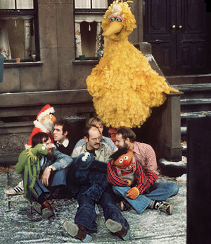 Sesamechristmasbehindthescenes