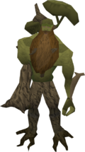 Moss giant