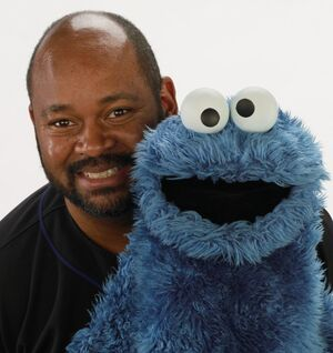 LouisMitchell and Cookie