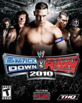 SmackDown vs Raw 2010