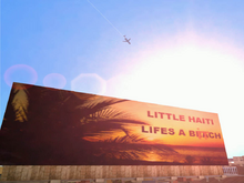 Cartel de Little Haiti