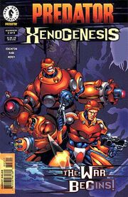 Predator Xenogenesis issue 3
