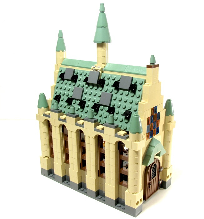 Thestral Harry Potter Lego Lego Harry Potter Great Hall