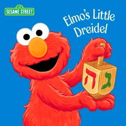 Elmo&#39;s Little Dreidel