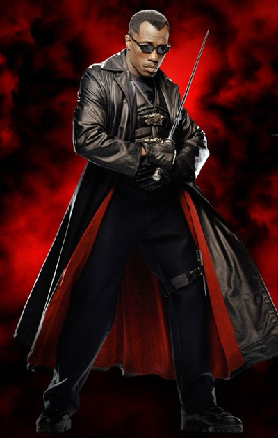 Blade (Goyerverse) - Blade Wiki