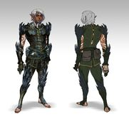 Fenris concept art