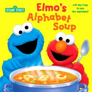 Elmo&#39;s Alphabet Soup