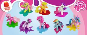 January 2011 McDonald's Happy Meal toys