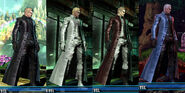 Wesker Costumes