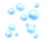 Bubble Sticker (Aqua)3
