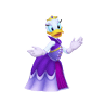 Daisy Sticker (Aqua)