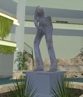 Estatua <span class=