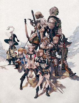 280px AkihikoYoshida FinalFantasyXIV Final Fantasy Xiv:Races