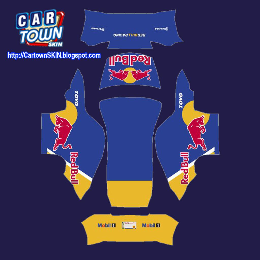 Red Bull Graphics
