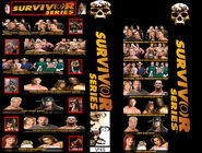 Survivor Series 2006 DVD