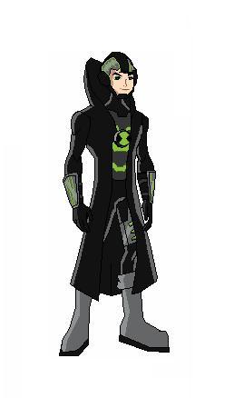 The gallery for --> Ben 10 Ultimate Alien Eon