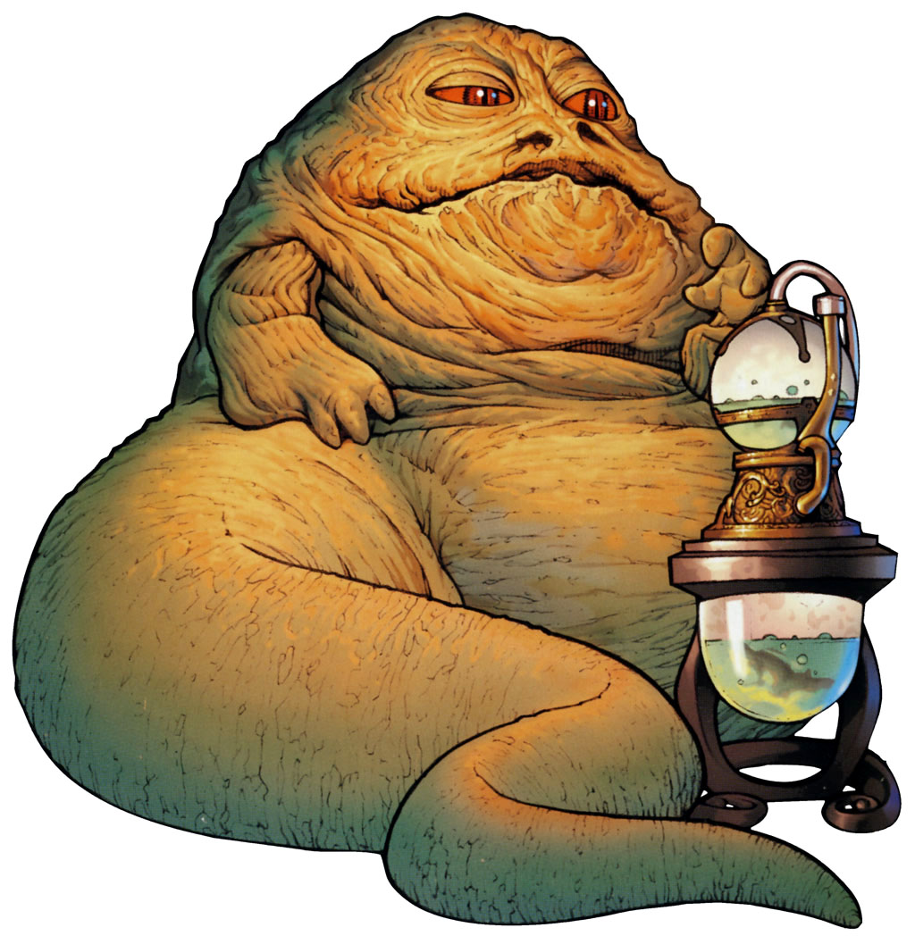 Jabba Desilijic Tiure - Wookieepedia, the Star Wars Wiki Jabba The Hutt