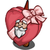 Valentine Gnome-icon