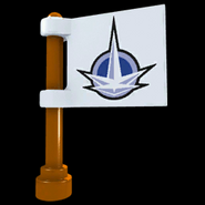 Nimbusstation flag