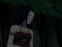 Azula reminisces