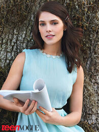 Ashley-greene TeenVogue
