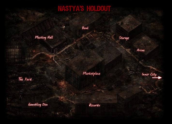 Dead Frontier - Nastya's Holdout