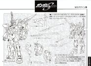 GAT-X105AQME-X02 Sword Strike Gundam - Technical Detail and Design