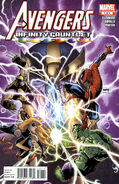 Avengers &amp; the Infinity Gauntlet Vol 1 1