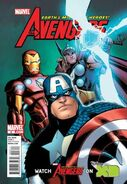 Avengers Earth&#39;s Mightiest Heroes Vol 3 3