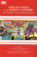 Avengers, Thor &amp; Captain America Official Index to the Marvel Universe Vol 1 10