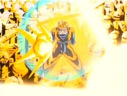 Gohan Energy Shield