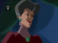 Lady Tremaine cameo in House of Mouse
