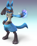 Brawl Lucario
