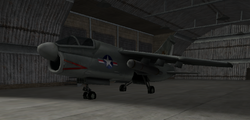 A-7 Cosair BFV