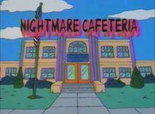 Nightmare Cafeteria