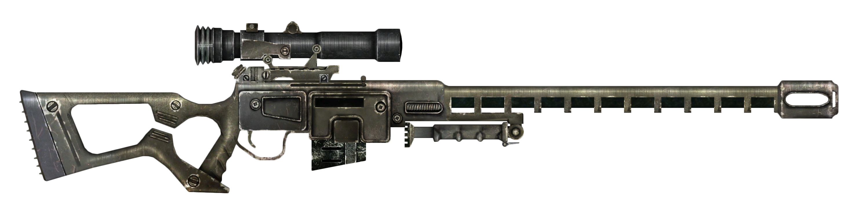 Sniper rifle