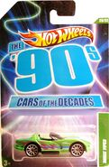 2011 CarsOfTheDecades 90s