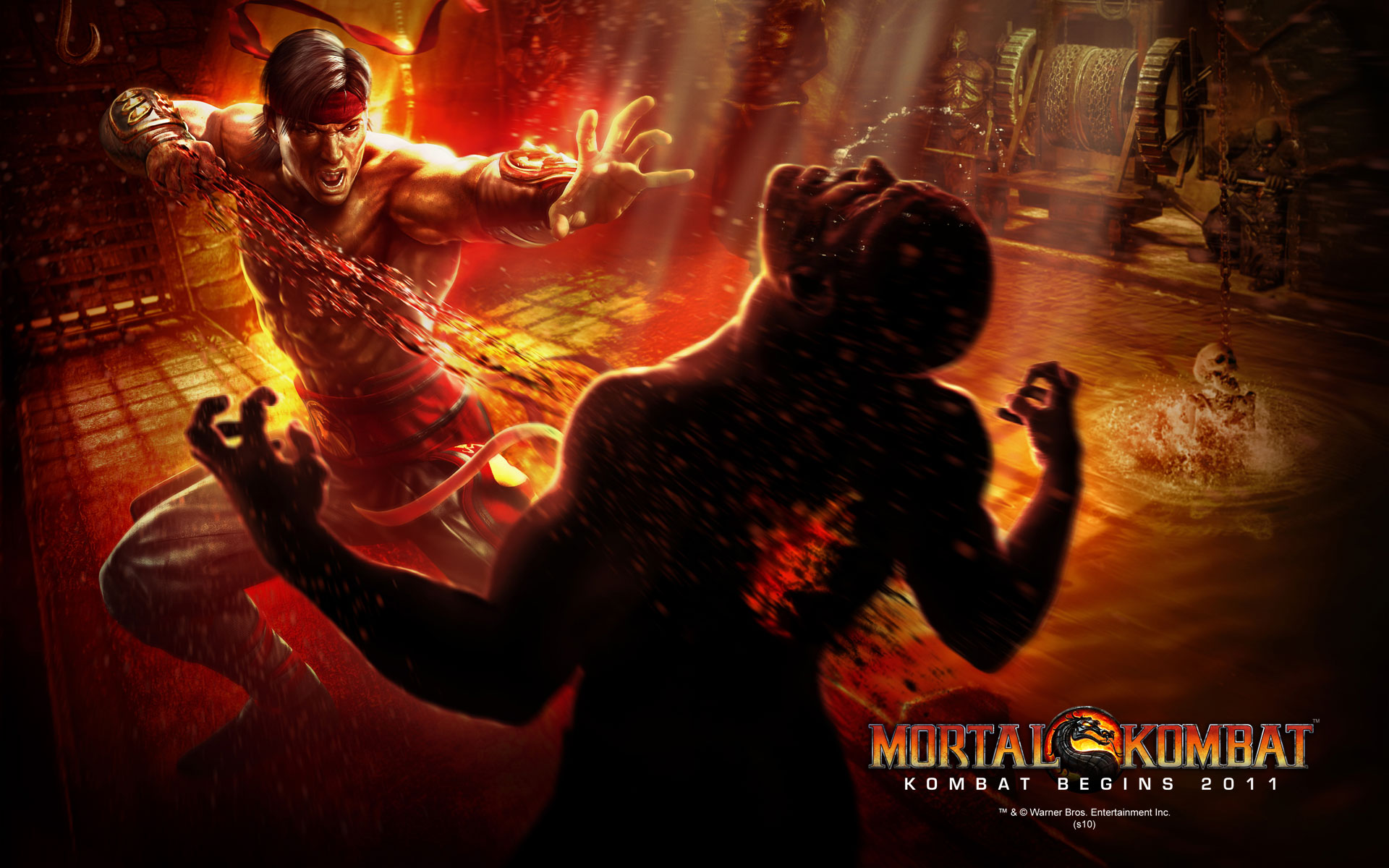 Wallpapers de Mortal kombat 9