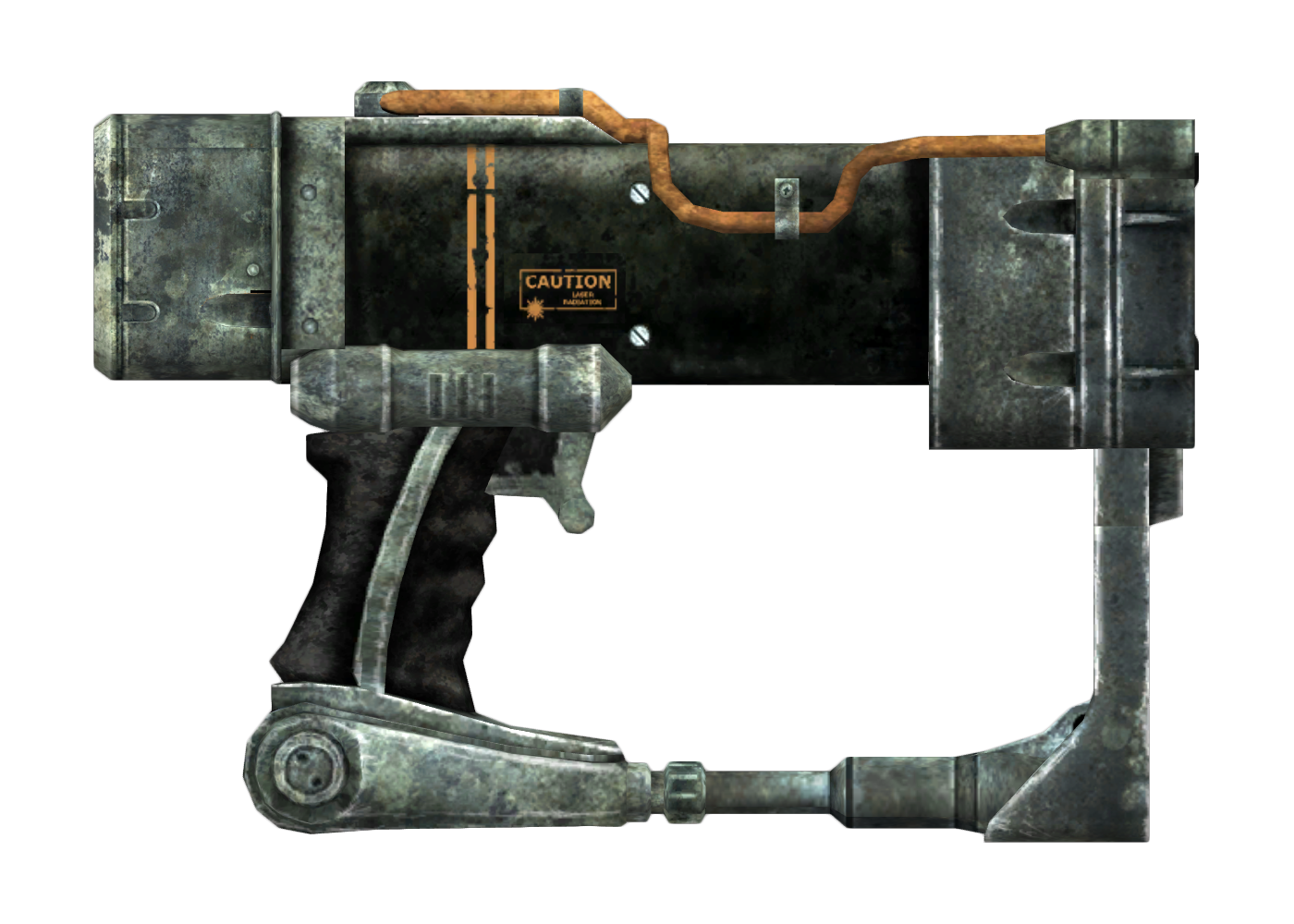 Laser pistol (Gamebryo)