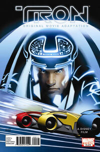 Tron Original Movie Adaptation Vol 1 2