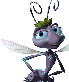 a comparison of myself and princess atta in the movie a bugs life By releasing an epic tale of miniature proportions called a bugs life and princess atta 26/a-bugs-life-10th-anniversary-edition-blu-ray-review.